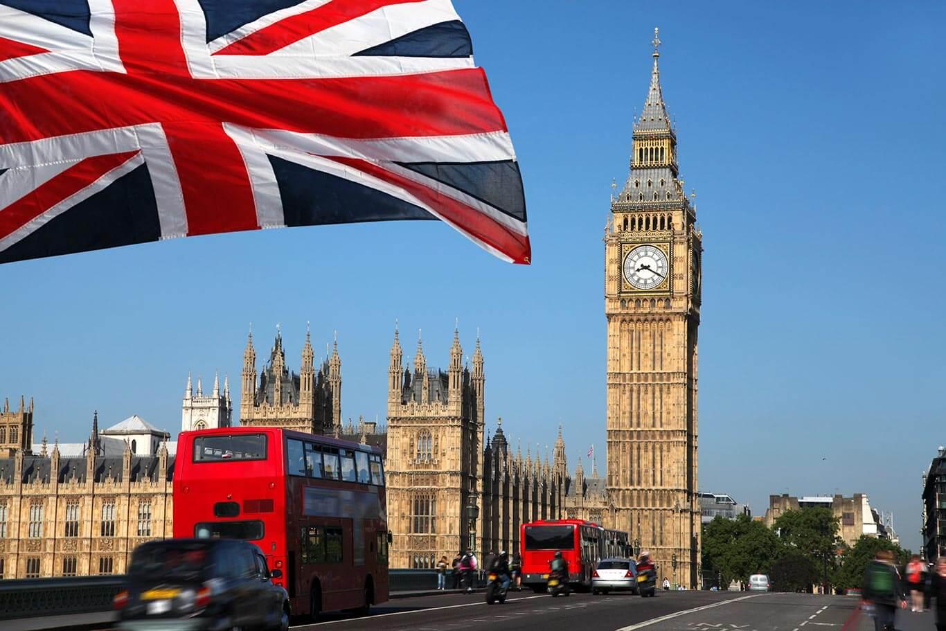 海外旅行オンライン予約英国